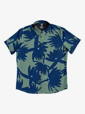 Waterman Underwater Forrest - UPF 30 Short Sleeve Shirt  EQMWT03313