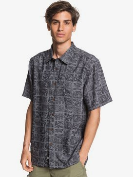 Waterman Natural Life - Short Sleeve Shirt for Men  EQMWT03314