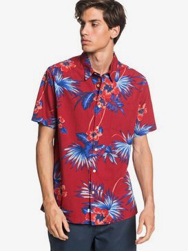 Waterman Robins Estate - Short Sleeve Shirt for Men  EQMWT03317