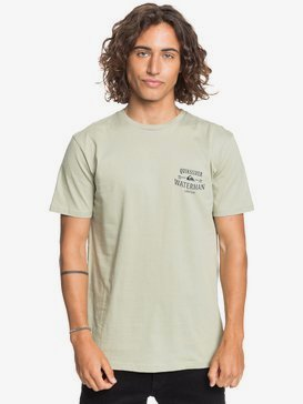 Waterman The High Road - T-Shirt  EQMZT03205