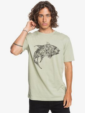 Waterman Tattoo Tuna - T-Shirt  EQMZT03206