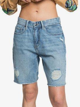 Quiksilver Womens - Baggy Denim Shorts  EQWDS03003