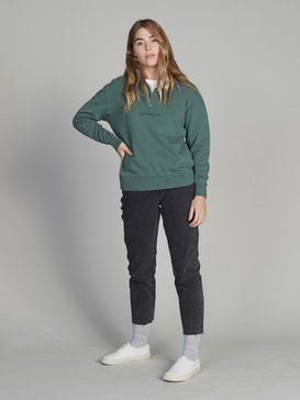 Quiksilver Womens - Half-Zip Sweatshirt for Women  EQWFT03004