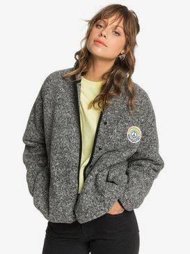 Quiksilver Womens - Zip-Up Polar Fleece for Women  EQWFT03021