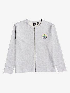 Quiksilver Womens - Zip-Up Sweatshirt for Women  EQWFT03025