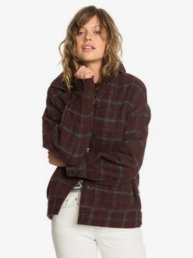 Quiksilver Womens - Padded Overshirt for Women  EQWJK03013