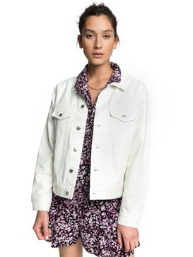 Quiksilver Womens - Trucker Jacket for Women  EQWJK03016