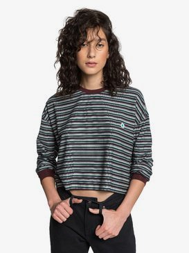 Quiksilver Womens - Long Sleeve T-Shirt for Women  EQWKT03052