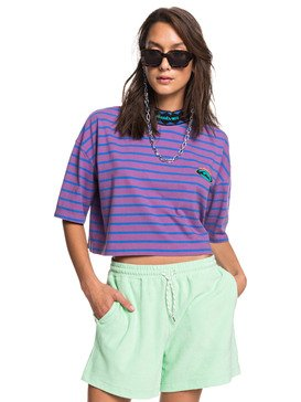 Originals Heritage - Cropped T-Shirt for Women  EQWKT03080