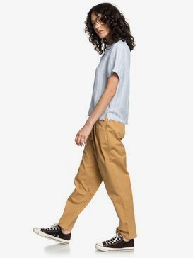 Quiksilver Womens - High Waist Trousers  EQWNP03009