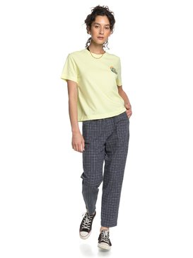 Quiksilver Womens - Elasticated Trousers for Women  EQWNP03018