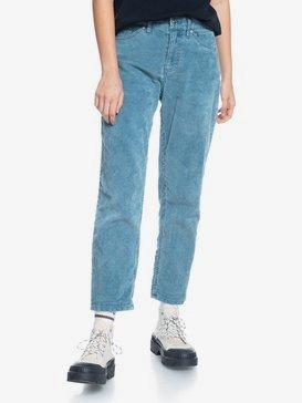 Quiksilver Womens - Corduroy Trousers for Women  EQWNP03028