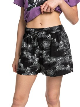 Quiksilver Womens - Elasticated Shorts  EQWNS03012