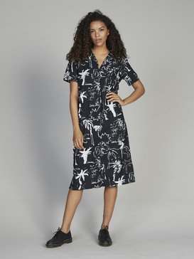 HER CAMP DRESS JUNGLE FEVER  EQWWD03000