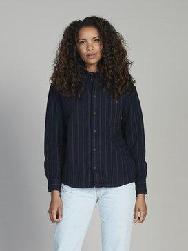 Quiksilver Womens - Long Sleeve Overshirt for Women  EQWWT03010