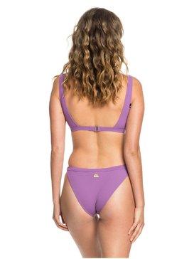 Quiksilver Womens - Rib Knit Bikini Bottoms for Women  EQWX403003