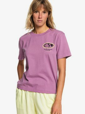 Quiksilver Womens - Cropped T-Shirt for Women  EQWZT03007