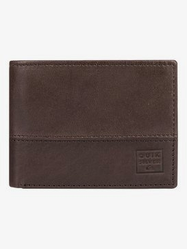 Deepline - Leather Bi-Fold Wallet With Removable Card Holder  EQYAA03913