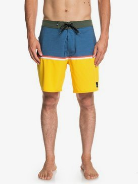 "Highline Division 18"" - Board Shorts for Men  EQYBS04113"