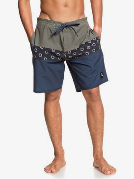 "Microdose 19"" - Beachshorts for Men  EQYBS04347"