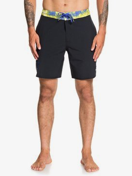 "Out There 18"" - Beachshorts  EQYBS04356"