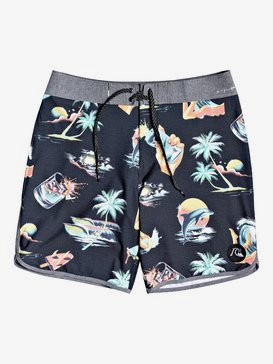 """Highline Sun Damage 19"""" - Board Shorts for Men  EQYBS04440"""