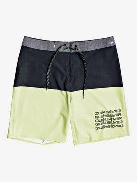 "Highline Omni 19"" - Board Shorts for Men  EQYBS04450"