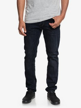 Distorsion Rinse - Slim Fit Jeans for Men  EQYDP03377