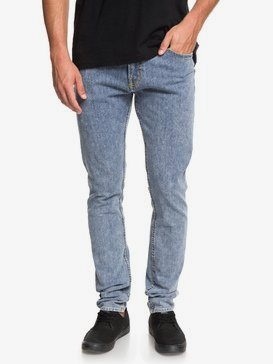 Distorsion Salt Water - Slim Fit Jeans for Men  EQYDP03385