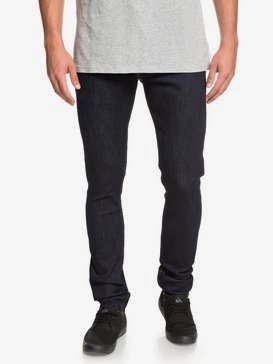 Distorsion Rinse - Slim Fit Jeans for Men  EQYDP03395
