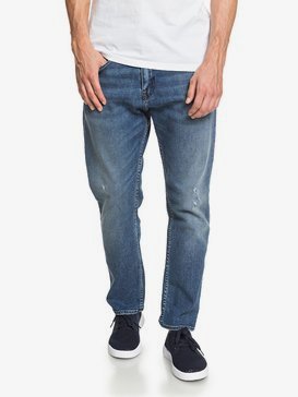 High Water Lost Blue - High Water Fit Jeans  EQYDP03422