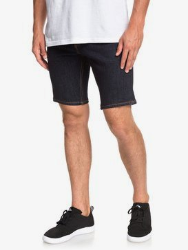 Revolver Rinse - Denim Shorts for Men  EQYDS03085