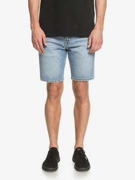 Modern Wave Salt Water - Denim Shorts  EQYDS03094
