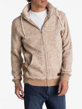Keller - Zip-Up Polar Fleece Hoodie for Men  EQYFT03661