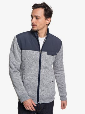Keller - Zip-Up Polar Fleece for Men  EQYFT03838