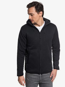 Keller Puff - Zip-Up Polar Fleece Hoodie for Men  EQYFT03841