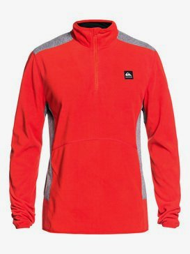 Aker - Half-Zip Technical Fleece for Men  EQYFT03958
