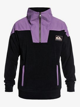 Anniversary - Zip-Up Technical Fleece for Men  EQYFT03983