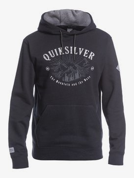 Big Logo Snow - Hoodie for Men  EQYFT04121