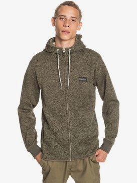 Keller - Zip-Up Polar Fleece Hoodie for Men  EQYFT04180