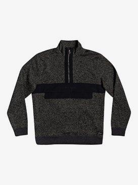 Keller - Half-Zip Mock Neck Fleece for Men  EQYFT04182
