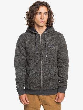 Keller - Hooded Zip-Up Sherpa Fleece for Men  EQYFT04183