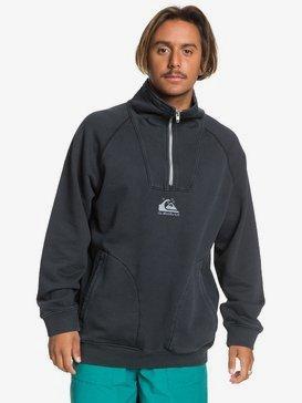 Originals - Half-Zip Mock Neck Sweatshirt for Men  EQYFT04199