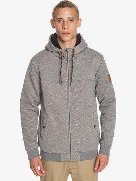 Cypress Keller - Zip-Up Polar Fleece Hoodie for Men  EQYFT04218