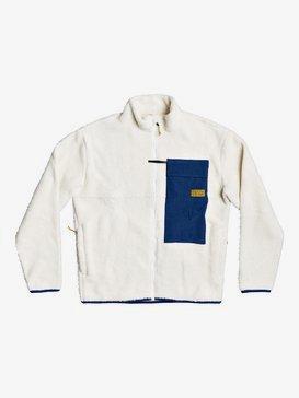 Shallow Water - Zip-Up Sherpa Fleece for Men  EQYFT04237