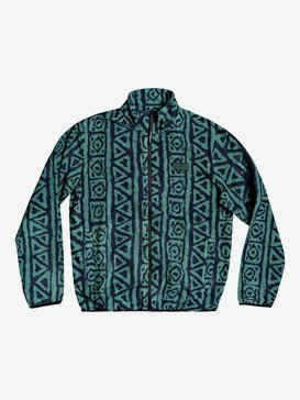 Sound Waves - Zip-Up Polar Fleece for Men  EQYFT04238
