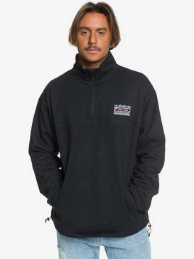 STM Quiksilver - Half-Zip Sweatshirt for Men  EQYFT04243
