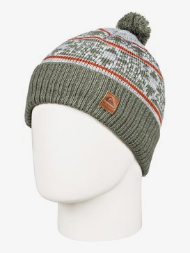 Nash - Pom-Pom Beanie for Men  EQYHA03194