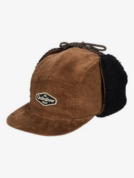 Winter - Sherpa-Lined Earflap Cap  EQYHA03245