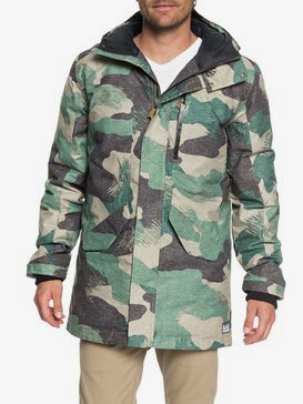 Ice Punch - Waterproof Parka Jacket for Men  EQYJK03336